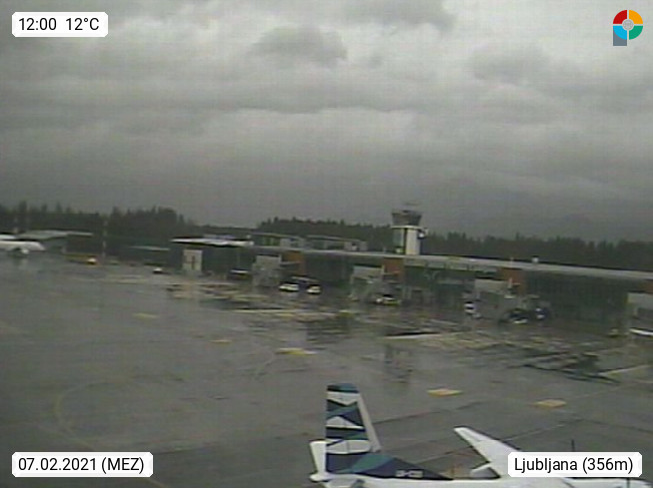 Ljubljana Wetter